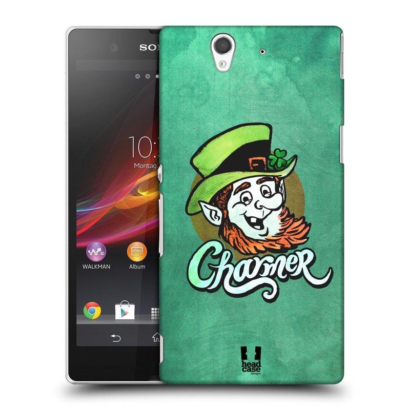 Plastové pouzdro na mobil Sony Xperia Z C6603 HEAD CASE CHARMER (Kryt či obal na mobilní telefon Sony Xperia Z )