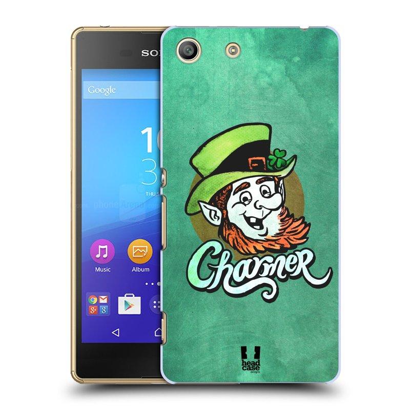 Plastové pouzdro na mobil Sony Xperia M5 HEAD CASE CHARMER (Kryt či obal na mobilní telefon Sony Xperia M5 Aqua)