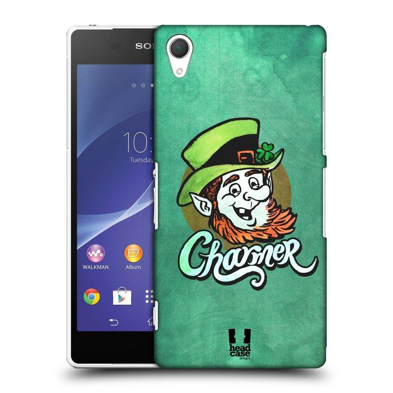 Plastové pouzdro na mobil Sony Xperia Z2 D6503 HEAD CASE CHARMER (Kryt či obal na mobilní telefon Sony Xperia Z2 )