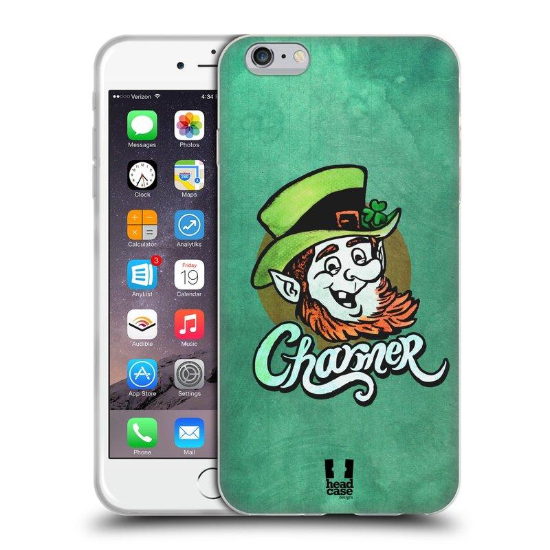 Silikonové pouzdro na mobil Apple iPhone 6 Plus a 6S Plus HEAD CASE CHARMER (Silikonový kryt či obal na mobilní telefon Apple iPhone 6 Plus a 6S Plus)