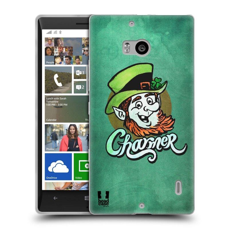 Silikonové pouzdro na mobil Nokia Lumia 930 HEAD CASE CHARMER (Silikonový kryt či obal na mobilní telefon Nokia Lumia 930)