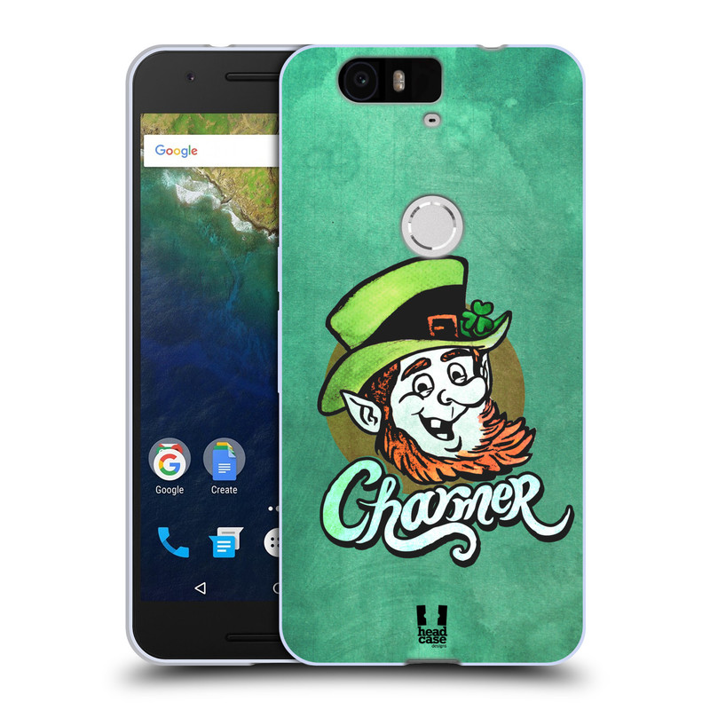 Silikonové pouzdro na mobil Huawei Nexus 6P HEAD CASE CHARMER (Silikonový kryt či obal na mobilní telefon Huawei Nexus 6P)