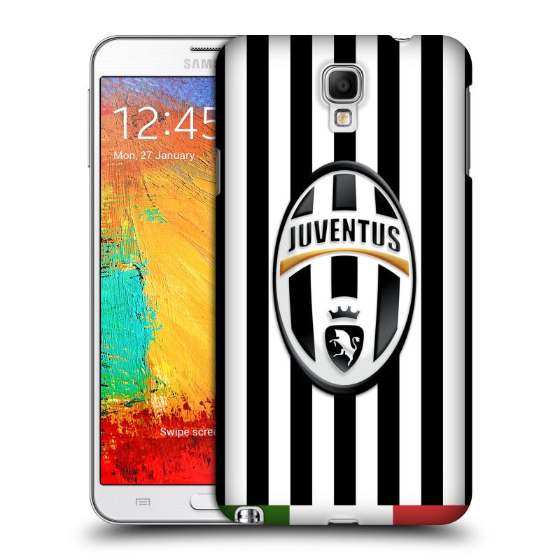 Plastové pouzdro na mobil Samsung Galaxy Note 3 Neo HEAD CASE Juventus FC - Italian Stripes
