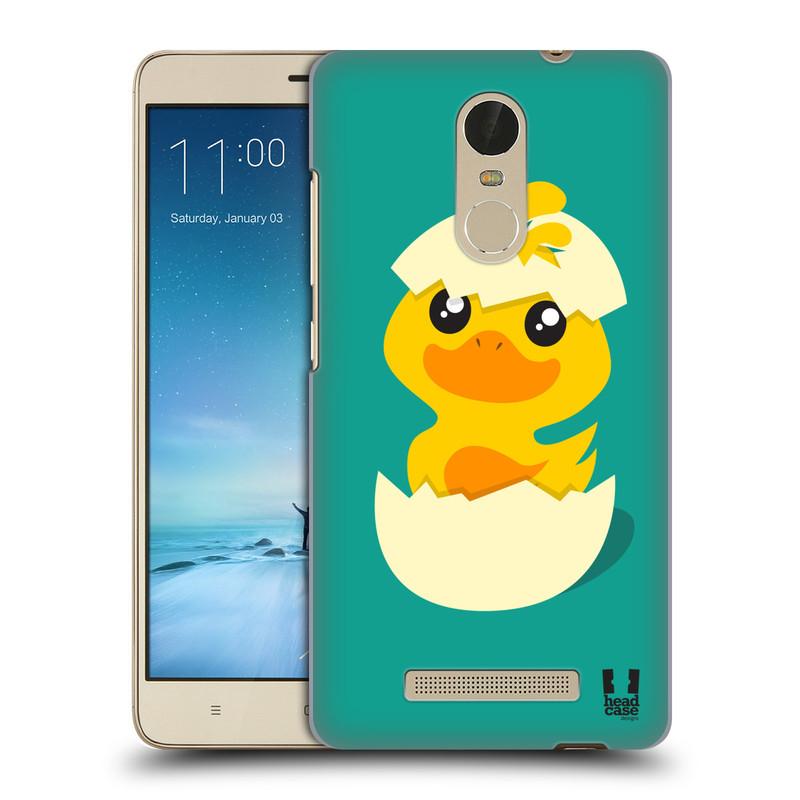 "Plastové pouzdro na mobil Xiaomi Redmi Note 3 HEAD CASE KACHNIČKA Z VAJÍČKA (Kryt či obal na mobilní telefon Xiaomi Redmi Note 3 s 5,5"" displejem)"