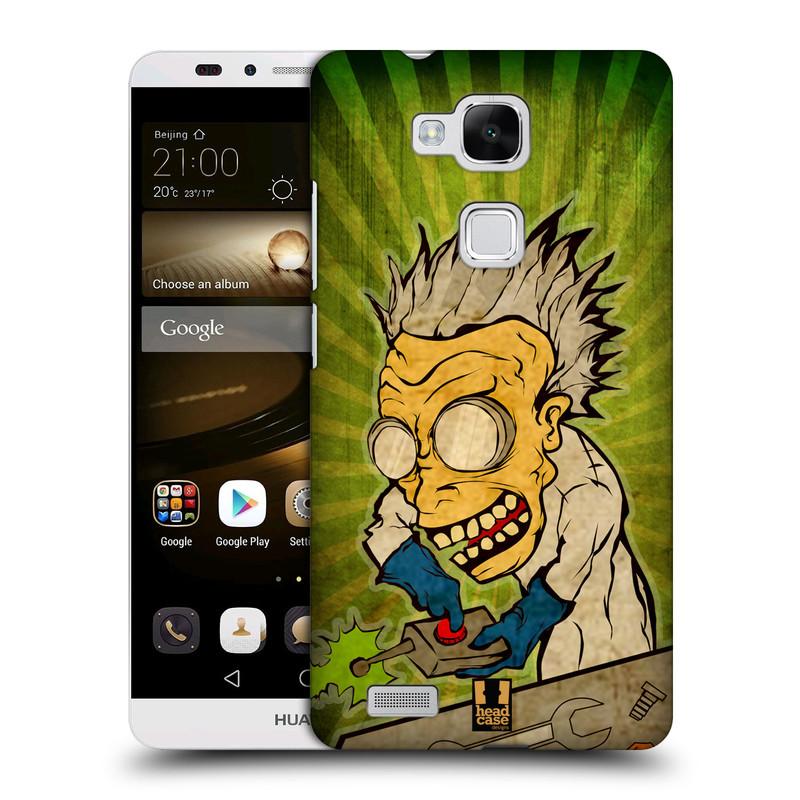 Plastové pouzdro na mobil Huawei Ascend Mate 7 HEAD CASE INFUSE (Kryt či obal na mobilní telefon Huawei Ascend Mate7)