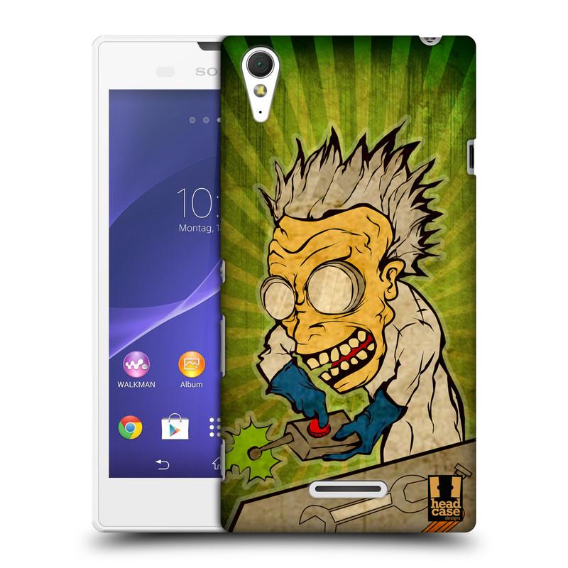 Plastové pouzdro na mobil Sony Xperia T3 D5103 HEAD CASE INFUSE (Kryt či obal na mobilní telefon Sony Xperia T3 )