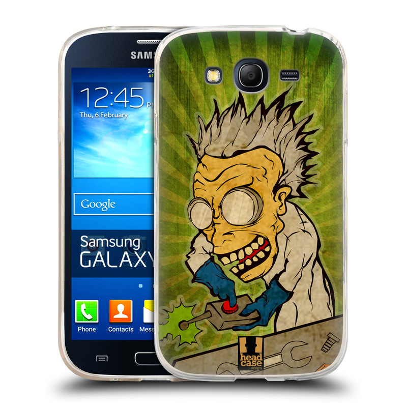Silikonové pouzdro na mobil Samsung Galaxy Grand Neo Plus HEAD CASE INFUSE (Silikonový kryt či obal na mobilní telefon Samsung Galaxy Grand Neo Plus Duos GT-I9060i)