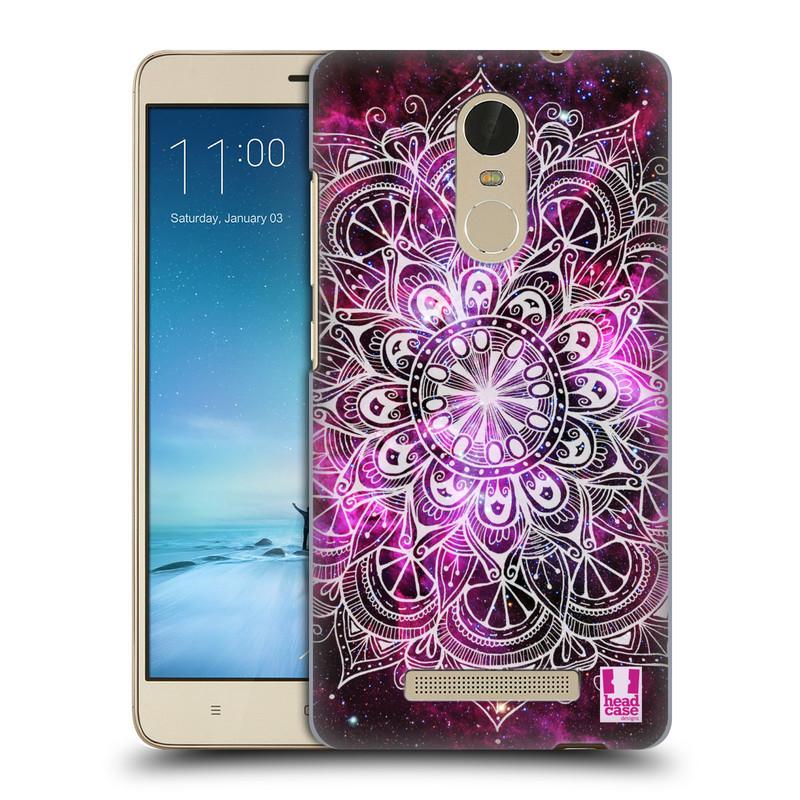 "Plastové pouzdro na mobil Xiaomi Redmi Note 3 HEAD CASE Mandala Doodle Nebula (Kryt či obal na mobilní telefon Xiaomi Redmi Note 3 s 5,5"" displejem)"
