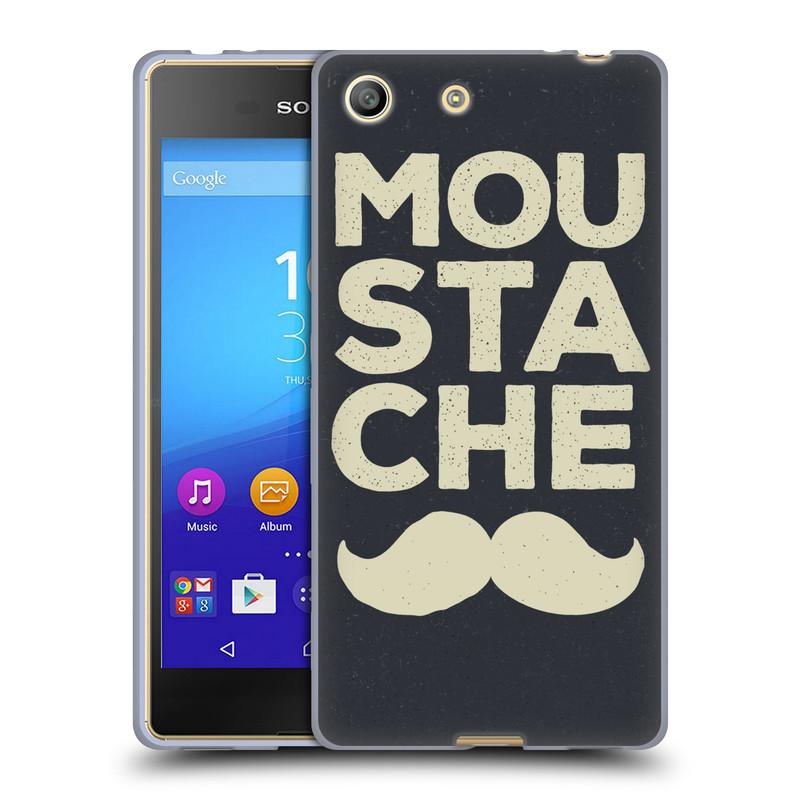 Silikonové pouzdro na mobil Sony Xperia M5 HEAD CASE KNÍR MOU STA CHE (Silikonový kryt či obal na mobilní telefon Sony Xperia M5 Dual SIM / Aqua)
