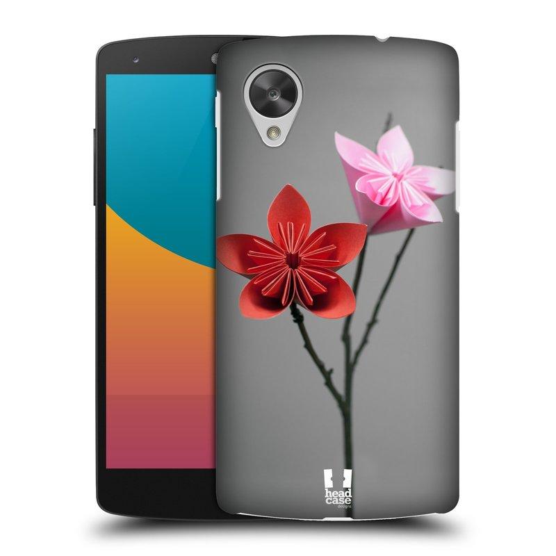 Plastové pouzdro na mobil LG Nexus 5 HEAD CASE KUSUDAMA (Kryt či obal na mobilní telefon LG Google Nexus 5 D821)