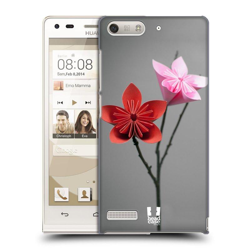 Plastové pouzdro na mobil Huawei Ascend G6 HEAD CASE KUSUDAMA (Kryt či obal na mobilní telefon Huawei Ascend G6 bez LTE)