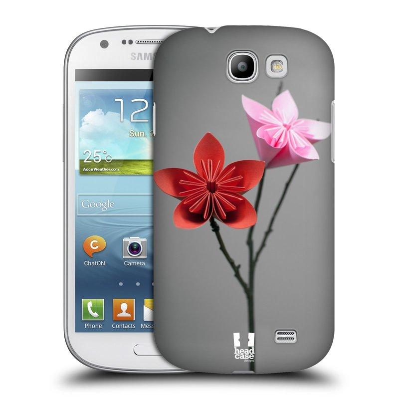 Plastové pouzdro na mobil Samsung Galaxy Express HEAD CASE KUSUDAMA (Kryt či obal na mobilní telefon Samsung Galaxy Express GT-i8730)
