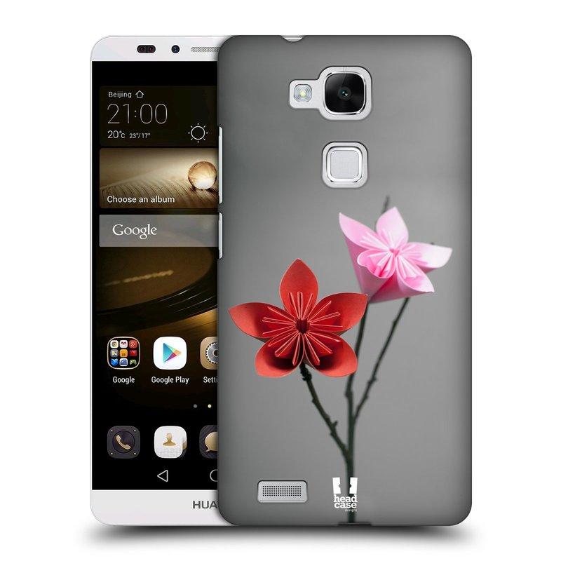 Plastové pouzdro na mobil Huawei Ascend Mate 7 HEAD CASE KUSUDAMA (Kryt či obal na mobilní telefon Huawei Ascend Mate7)