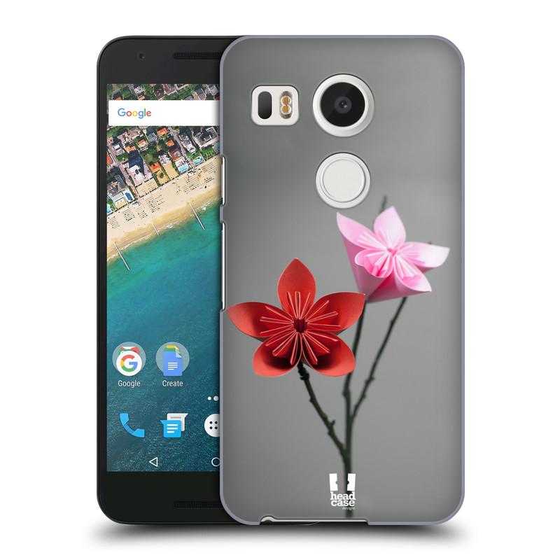 Plastové pouzdro na mobil LG Nexus 5X HEAD CASE KUSUDAMA (Kryt či obal na mobilní telefon LG NEXUS 5X H791)