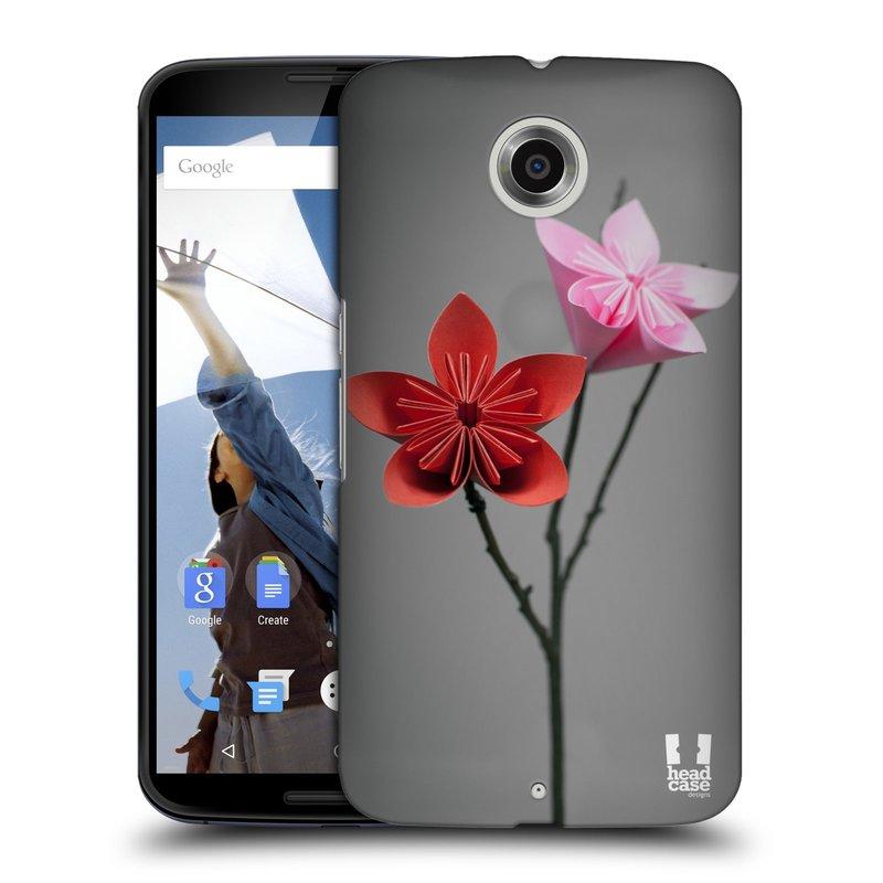 Plastové pouzdro na mobil Motorola Nexus 6 HEAD CASE KUSUDAMA (Kryt či obal na mobilní telefon Motorola Nexus 6)