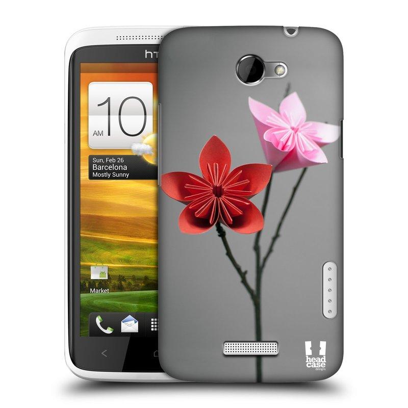 Plastové pouzdro na mobil HTC ONE X HEAD CASE KUSUDAMA (Kryt či obal na mobilní telefon HTC ONE X)