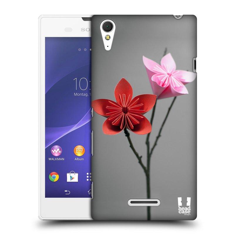 Plastové pouzdro na mobil Sony Xperia T3 D5103 HEAD CASE KUSUDAMA (Kryt či obal na mobilní telefon Sony Xperia T3 )