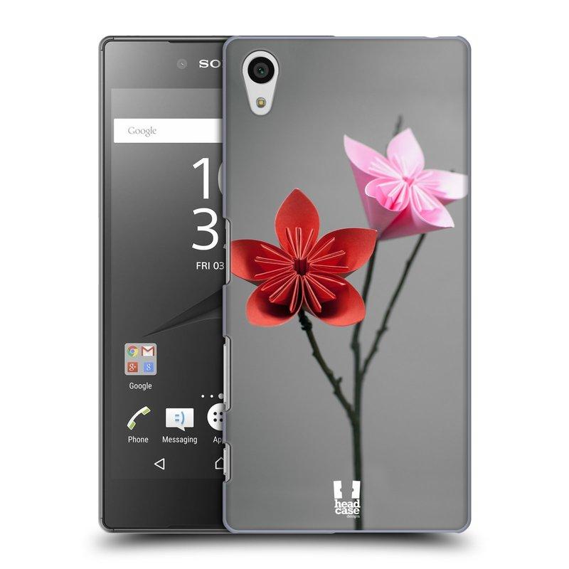 Plastové pouzdro na mobil Sony Xperia Z5 HEAD CASE KUSUDAMA (Kryt či obal na mobilní telefon Sony Xperia Z5 E6653)