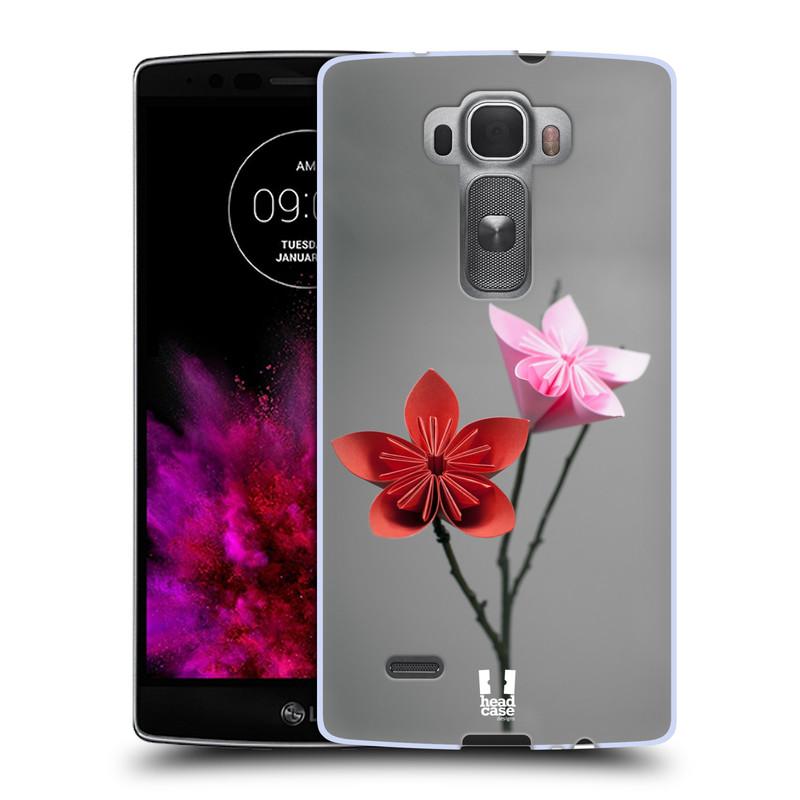 Silikonové pouzdro na mobil LG G Flex 2 HEAD CASE KUSUDAMA (Silikonový kryt či obal na mobilní telefon LG G Flex 2 H955)