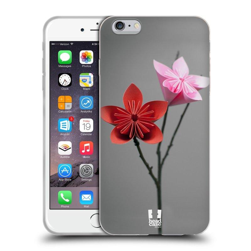 Silikonové pouzdro na mobil Apple iPhone 6 Plus a 6S Plus HEAD CASE KUSUDAMA (Silikonový kryt či obal na mobilní telefon Apple iPhone 6 Plus a 6S Plus)