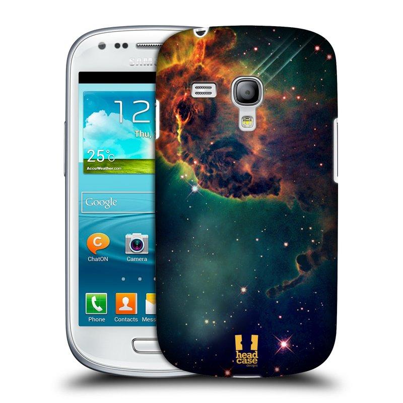 Plastové pouzdro na mobil Samsung Galaxy S III Mini HEAD CASE CARINA NEBULA (Kryt či obal na mobilní telefon Samsung Galaxy S III Mini GT-i8190)