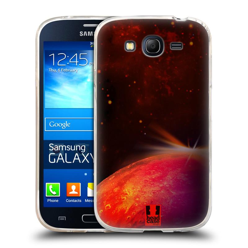 Silikonové pouzdro na mobil Samsung Galaxy Grand Neo Plus HEAD CASE MARS (Silikonový kryt či obal na mobilní telefon Samsung Galaxy Grand Neo Plus Duos GT-I9060i)