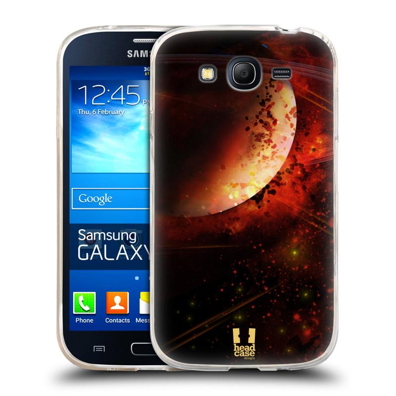 Silikonové pouzdro na mobil Samsung Galaxy Grand Neo Plus HEAD CASE SATURN (Silikonový kryt či obal na mobilní telefon Samsung Galaxy Grand Neo Plus Duos GT-I9060i)