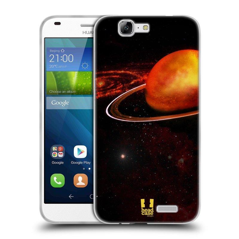 Silikonové pouzdro na mobil Huawei Ascend G7 HEAD CASE URAN (Silikonový kryt či obal na mobilní telefon Huawei Ascend G7)