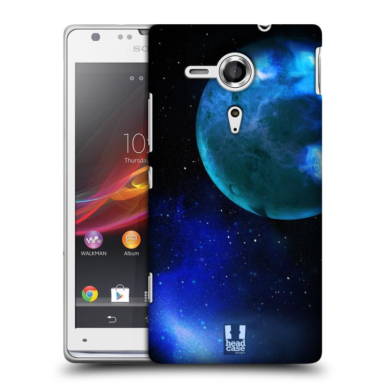 Plastové pouzdro na mobil Sony Xperia SP C5303 HEAD CASE VENUŠE (Kryt či obal na mobilní telefon Sony Xperia SP )