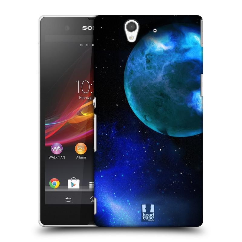 Plastové pouzdro na mobil Sony Xperia Z C6603 HEAD CASE VENUŠE (Kryt či obal na mobilní telefon Sony Xperia Z )