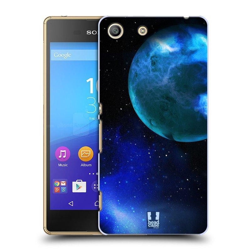 Plastové pouzdro na mobil Sony Xperia M5 HEAD CASE VENUŠE (Kryt či obal na mobilní telefon Sony Xperia M5 Aqua)