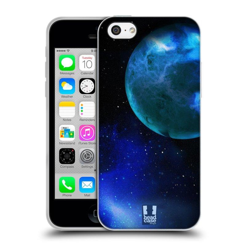 Silikonové pouzdro na mobil Apple iPhone 5C HEAD CASE VENUŠE (Silikonový kryt či obal na mobilní telefon Apple iPhone 5C)
