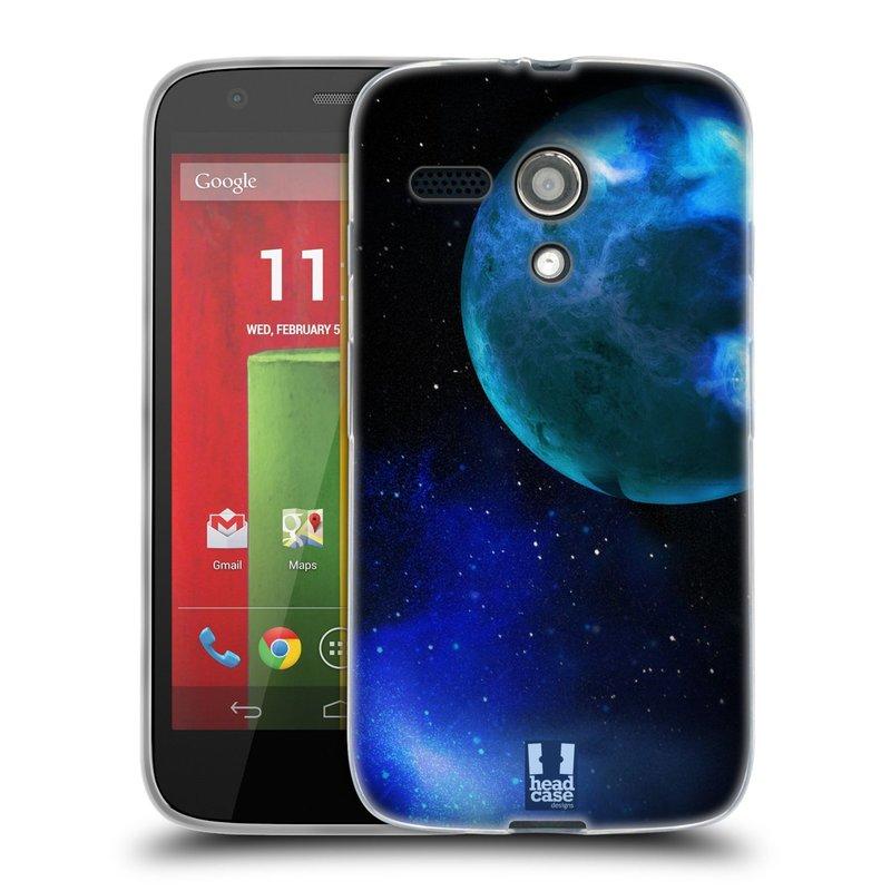 Silikonové pouzdro na mobil Motorola Moto G HEAD CASE VENUŠE (Silikonový kryt či obal na mobilní telefon Motorola Moto G)