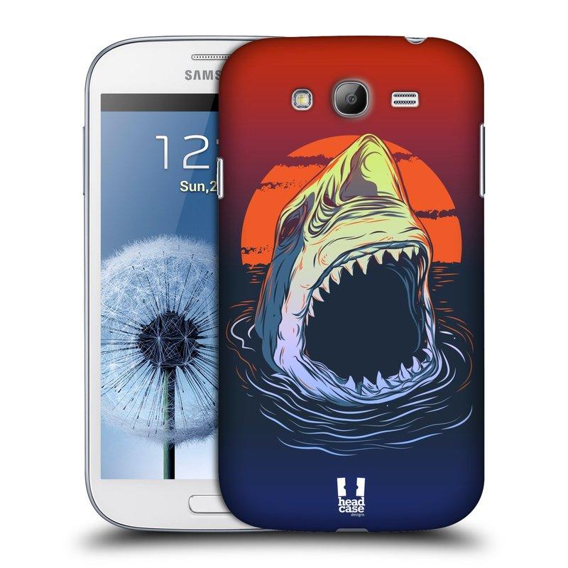 Plastové pouzdro na mobil Samsung Galaxy Grand Neo Plus HEAD CASE HLADOVÝ ŽRALOK (Kryt či obal na mobilní telefon Samsung Galaxy Grand Neo Plus GT-i9060i)