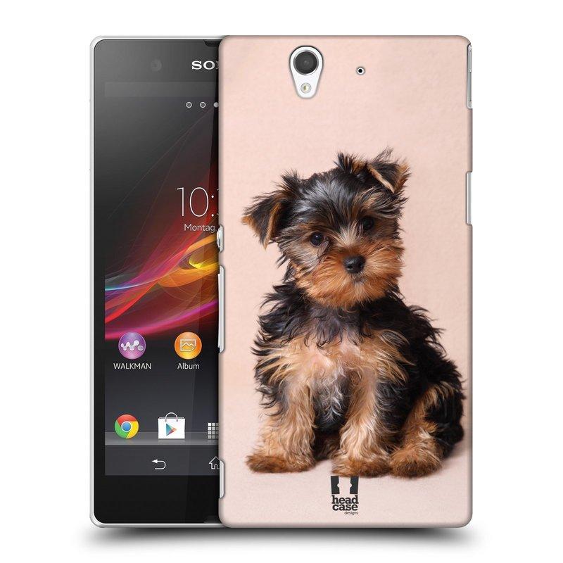 Plastové pouzdro na mobil Sony Xperia Z C6603 HEAD CASE YORKŠÍR (Kryt či obal na mobilní telefon Sony Xperia Z )