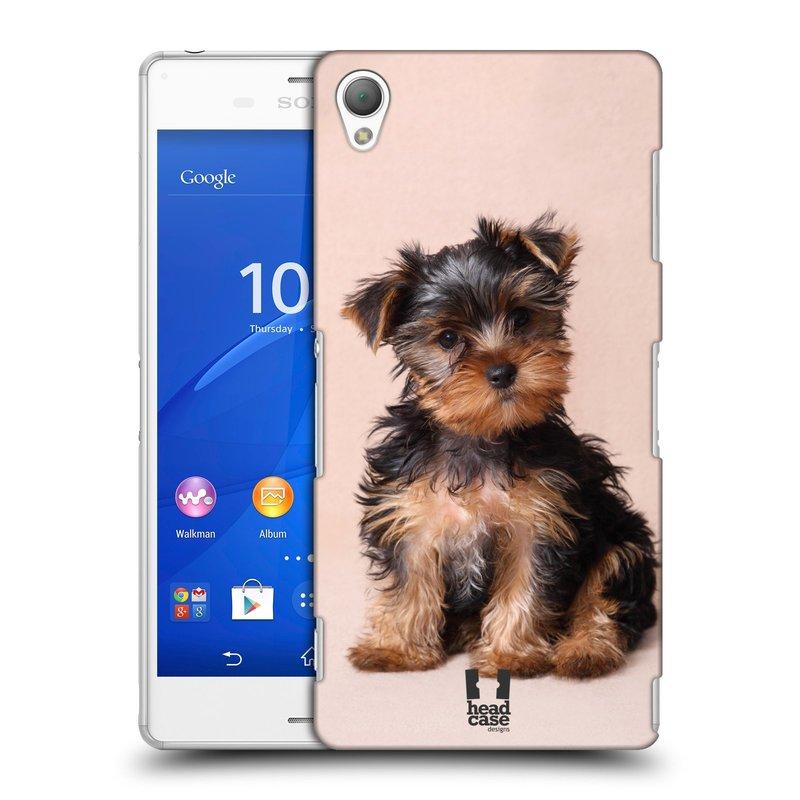 Plastové pouzdro na mobil Sony Xperia Z3 D6603 HEAD CASE YORKŠÍR (Kryt či obal na mobilní telefon Sony Xperia Z3 )