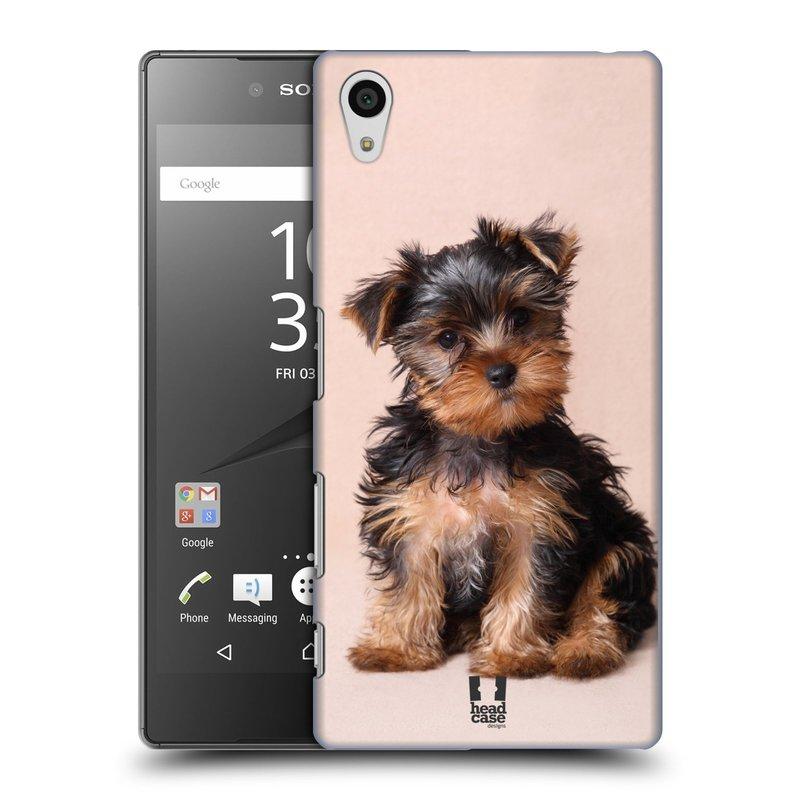 Plastové pouzdro na mobil Sony Xperia Z5 HEAD CASE YORKŠÍR (Kryt či obal na mobilní telefon Sony Xperia Z5 E6653)