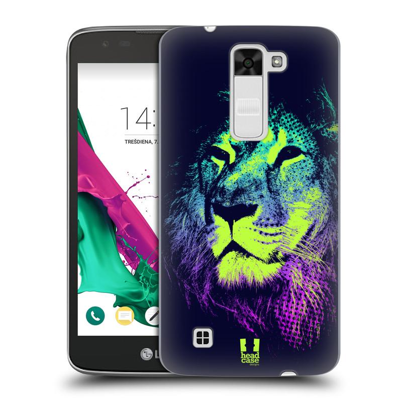 Plastové pouzdro na mobil LG K7 HEAD CASE POP PRINT LEV (Kryt či obal na mobilní telefon LG K7)