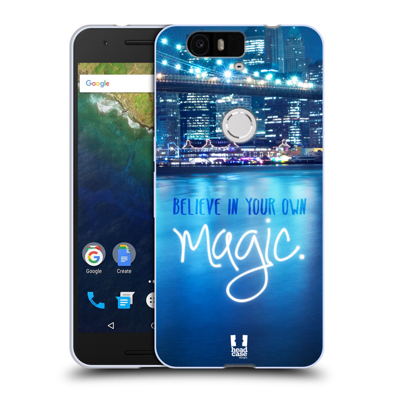 Silikonové pouzdro na mobil Huawei Nexus 6P HEAD CASE MAGICAL (Silikonový kryt či obal na mobilní telefon Huawei Nexus 6P)
