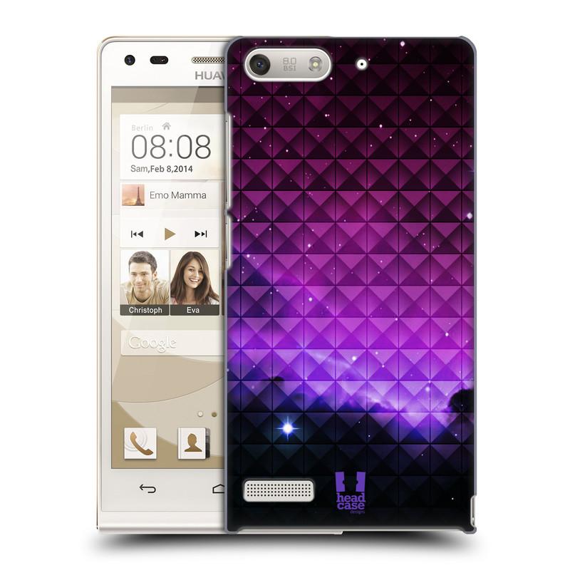 Plastové pouzdro na mobil Huawei Ascend G6 HEAD CASE PURPLE HAZE (Kryt či obal na mobilní telefon Huawei Ascend G6 bez LTE)