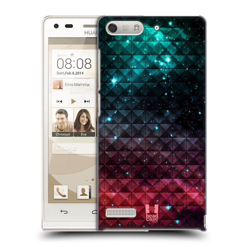 Plastové pouzdro na mobil Huawei Ascend G6 HEAD CASE OMBRE SPARKLE (Kryt či obal na mobilní telefon Huawei Ascend G6 bez LTE)