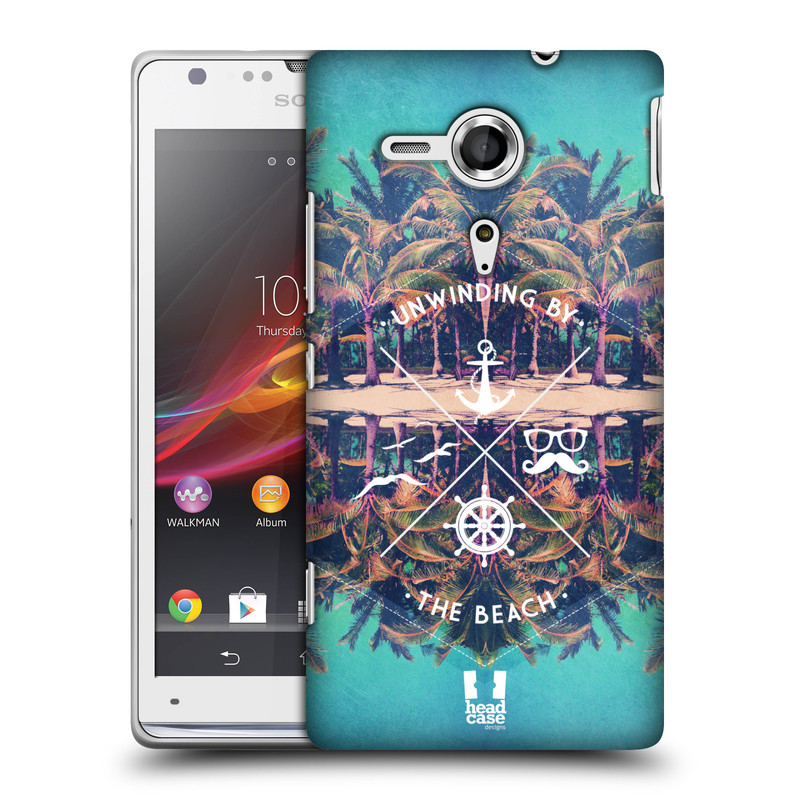 Plastové pouzdro na mobil Sony Xperia SP C5303 HEAD CASE Bezvětří (Kryt či obal na mobilní telefon Sony Xperia SP )