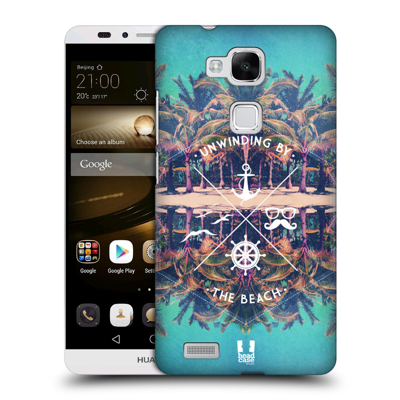 Plastové pouzdro na mobil Huawei Ascend Mate 7 HEAD CASE Bezvětří (Kryt či obal na mobilní telefon Huawei Ascend Mate7)