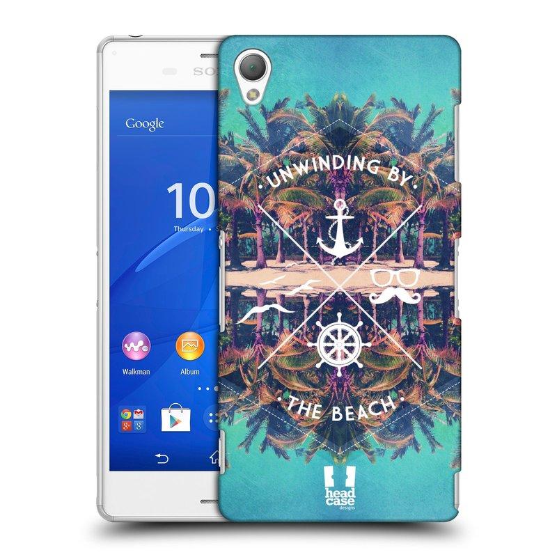 Plastové pouzdro na mobil Sony Xperia Z3 D6603 HEAD CASE Bezvětří (Kryt či obal na mobilní telefon Sony Xperia Z3 )