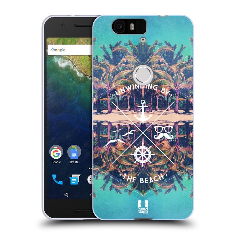 Silikonové pouzdro na mobil Huawei Nexus 6P HEAD CASE Bezvětří (Silikonový kryt či obal na mobilní telefon Huawei Nexus 6P)