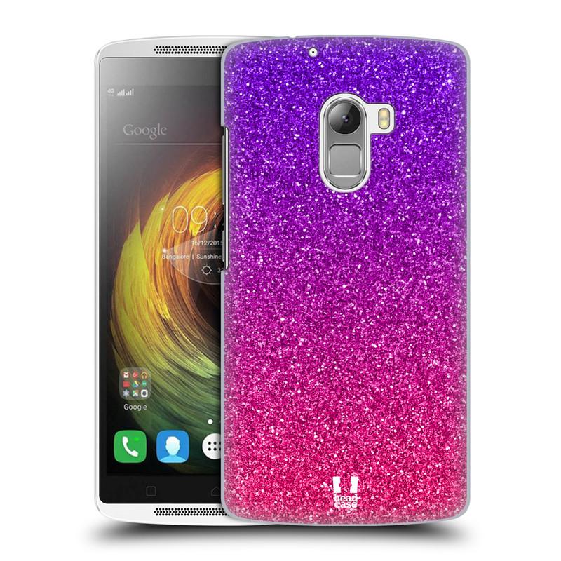 Plastové pouzdro na mobil Lenovo A7010 HEAD CASE MIX PINK (Kryt či obal na mobilní telefon Lenovo A7010 Dual SIM / K4 Note / Vibe X3 Lite)