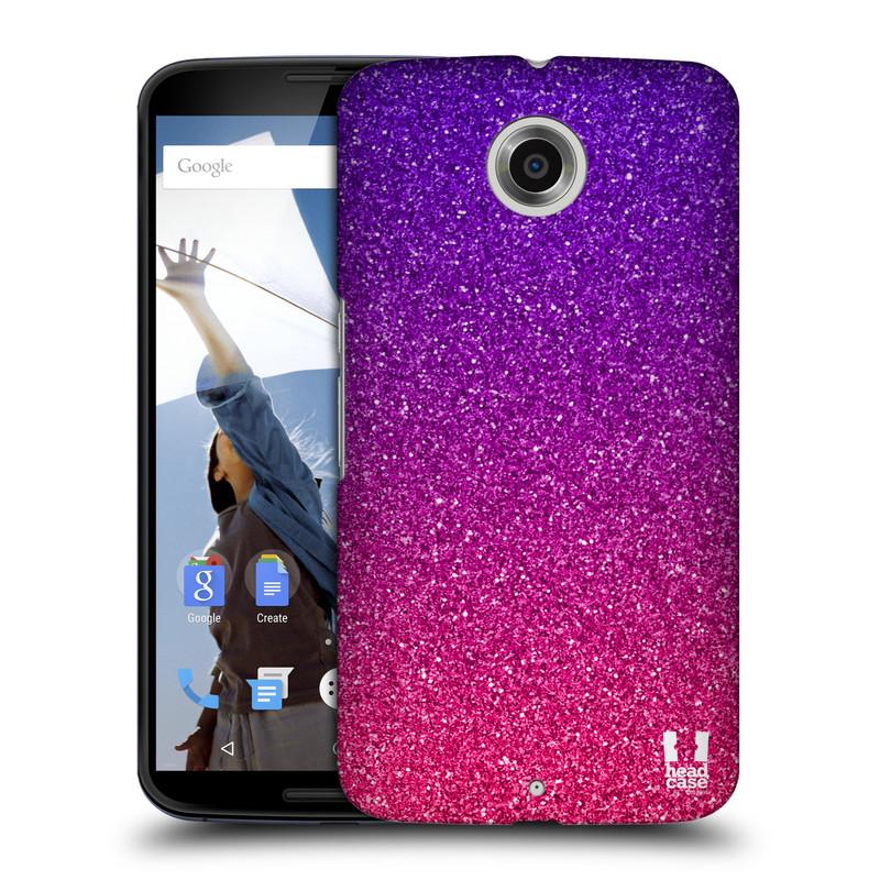 Plastové pouzdro na mobil Motorola Nexus 6 HEAD CASE MIX PINK (Kryt či obal na mobilní telefon Motorola Nexus 6)