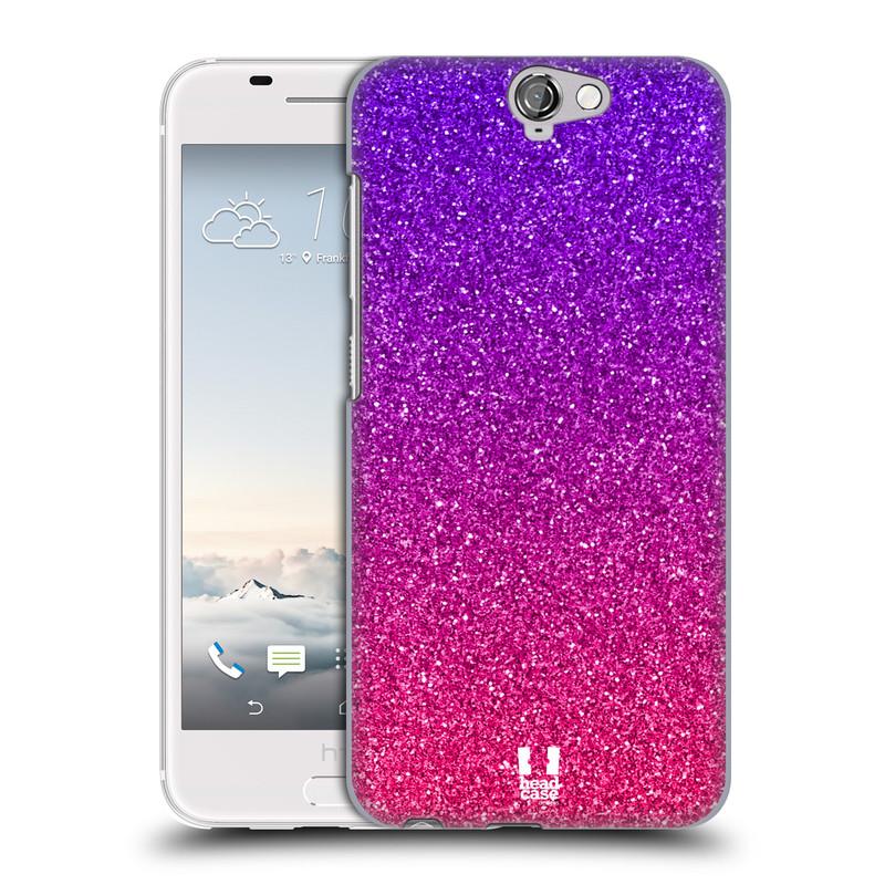 Plastové pouzdro na mobil HTC One A9 HEAD CASE MIX PINK (Kryt či obal na mobilní telefon HTC One A9)