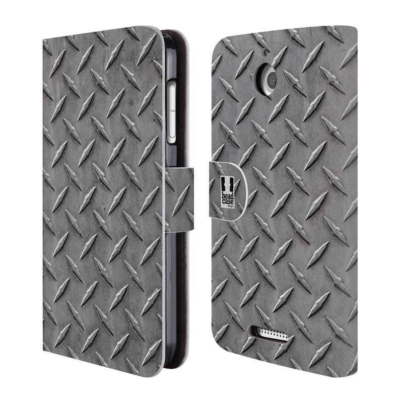 Flipové pouzdro na mobil HTC Desire 510 HEAD CASE TRUCK STEP (Flipový vyklápěcí kryt či obal z umělé kůže na mobilní telefon HTC Desire 510)