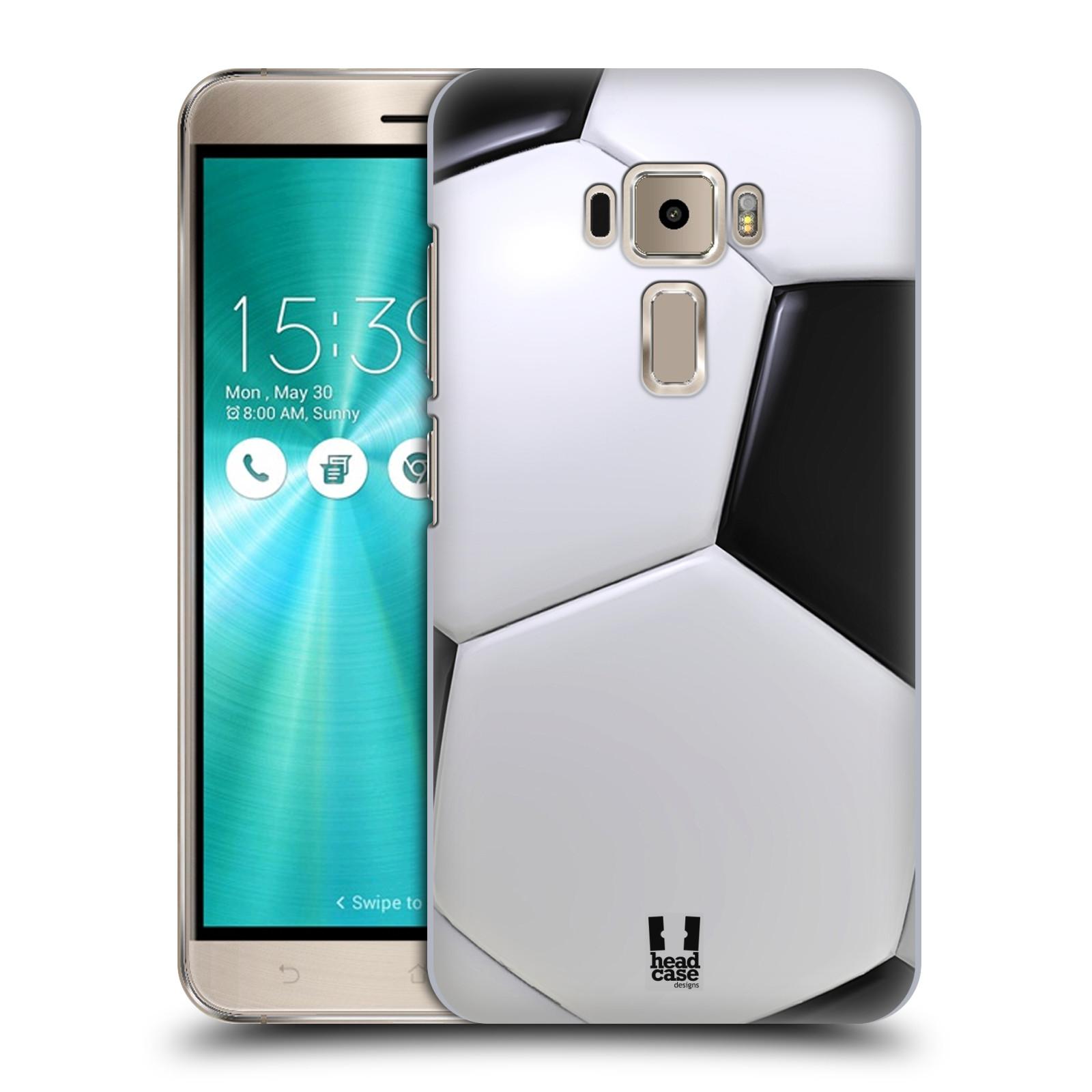 Plastové pouzdro na mobil Asus ZenFone 3 ZE520KL HEAD CASE KOPAČÁK